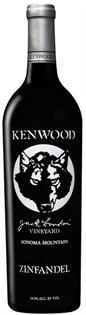 Kenwood Zinfandel Jack London Vineyard 2012 750ml